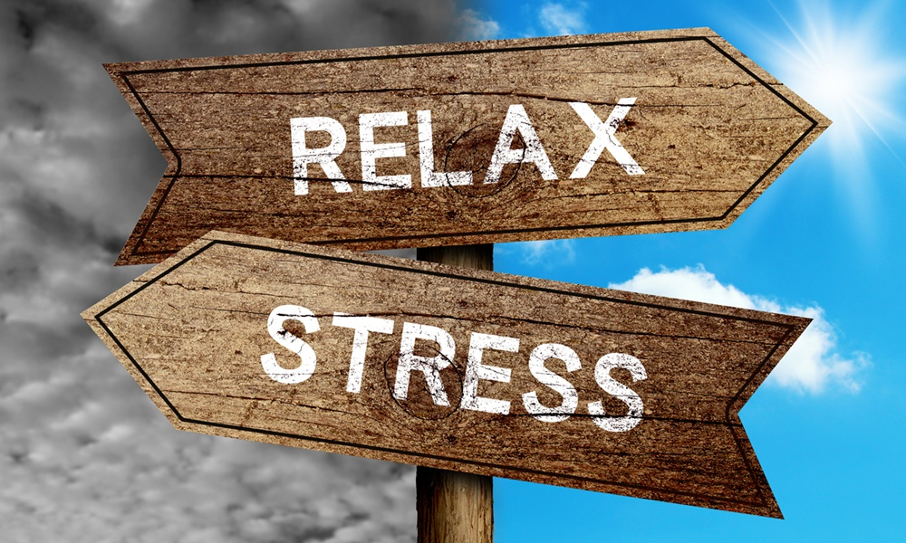 relax chronic stress